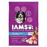 IAMS PROACTIVE HEALTH Large Breed Mature Adult Premium Dry Dog Food...