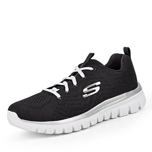 Skechers Graceful-get Connected-12615 Sneakers voor dames