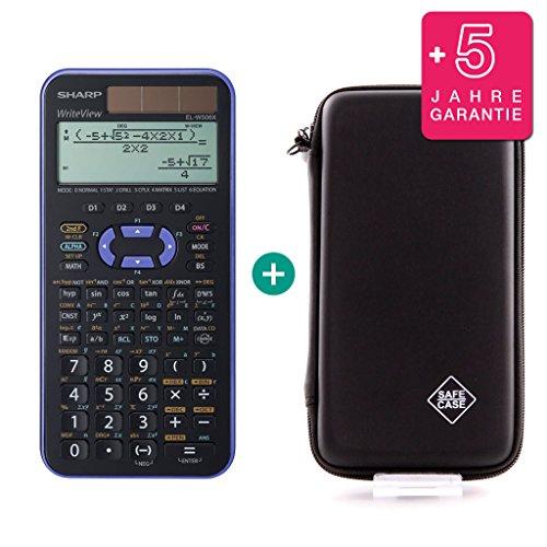 EL-W506X Violett + Schutztasche + Erweiterte Garantie