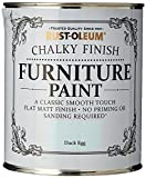 Rust-Oleum RO0070009G1 - Calcáreo Finalizar Muebles Pintura - Huevo De Pato - 750Ml