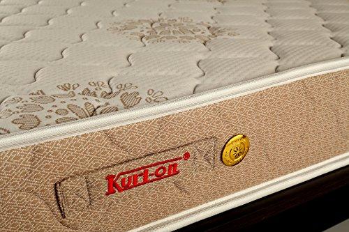 Kurl-on Relish 6-inch Queen Size Spring Mattress (72x60x6)