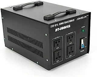 Aohuada 5000W spanningsomvormer transformator 220V110V Step Up/Down Converter Converter 5000W