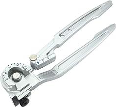 Fydun Pince /à cintrer les tuyaux 3 en 1 outil de cintrage de tuyau r/ésistant de cintreuse de tube dalliage daluminium /à 180 degr/és