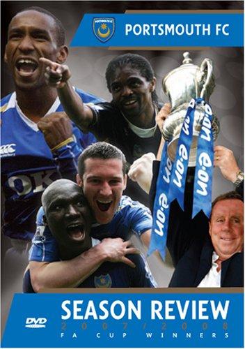 Portsmouth FC Season Review 2007-2008 [DVD]