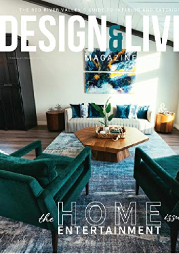 Design & Living: The Home Issue Entertainment (English Edition)