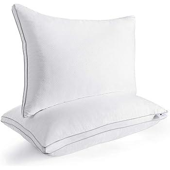 Venus Plush Ultra Pillow White Venus Group 221576 Queen 2-Pack