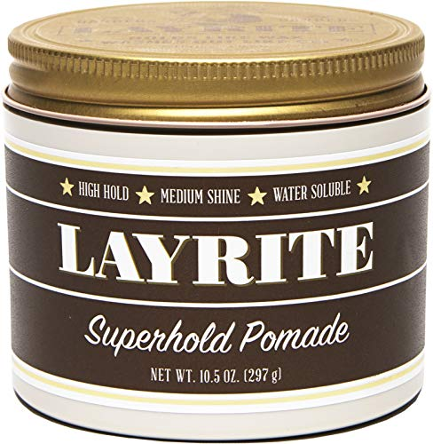 Layrite Superhold Pomade, 297 g, 07D-625-E8H