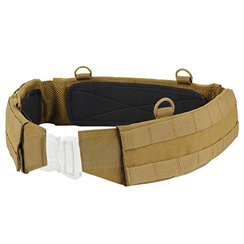 Condor Outdoor Slim Battle Belt (Multicam, Small)