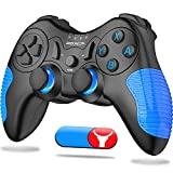 BEBONCOOL Wireless Pro Controller for Switch , Wireless Controller for Switch Pro Controller with Dual Shock, Motion Control Compatible with Switch /Switch Lite