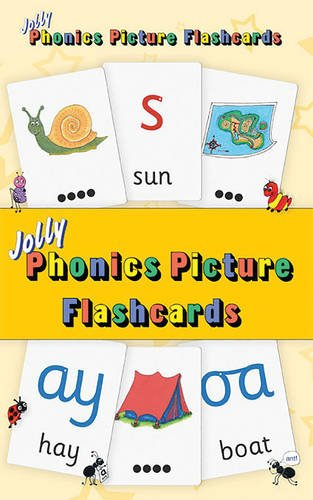 Jolly phonics. Picture flash cards. Per la Scuola elementare