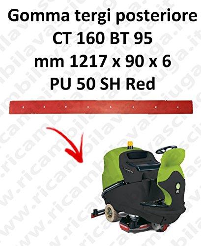 CT 160 BT 95 Rubber ruitenwisser achter IPC