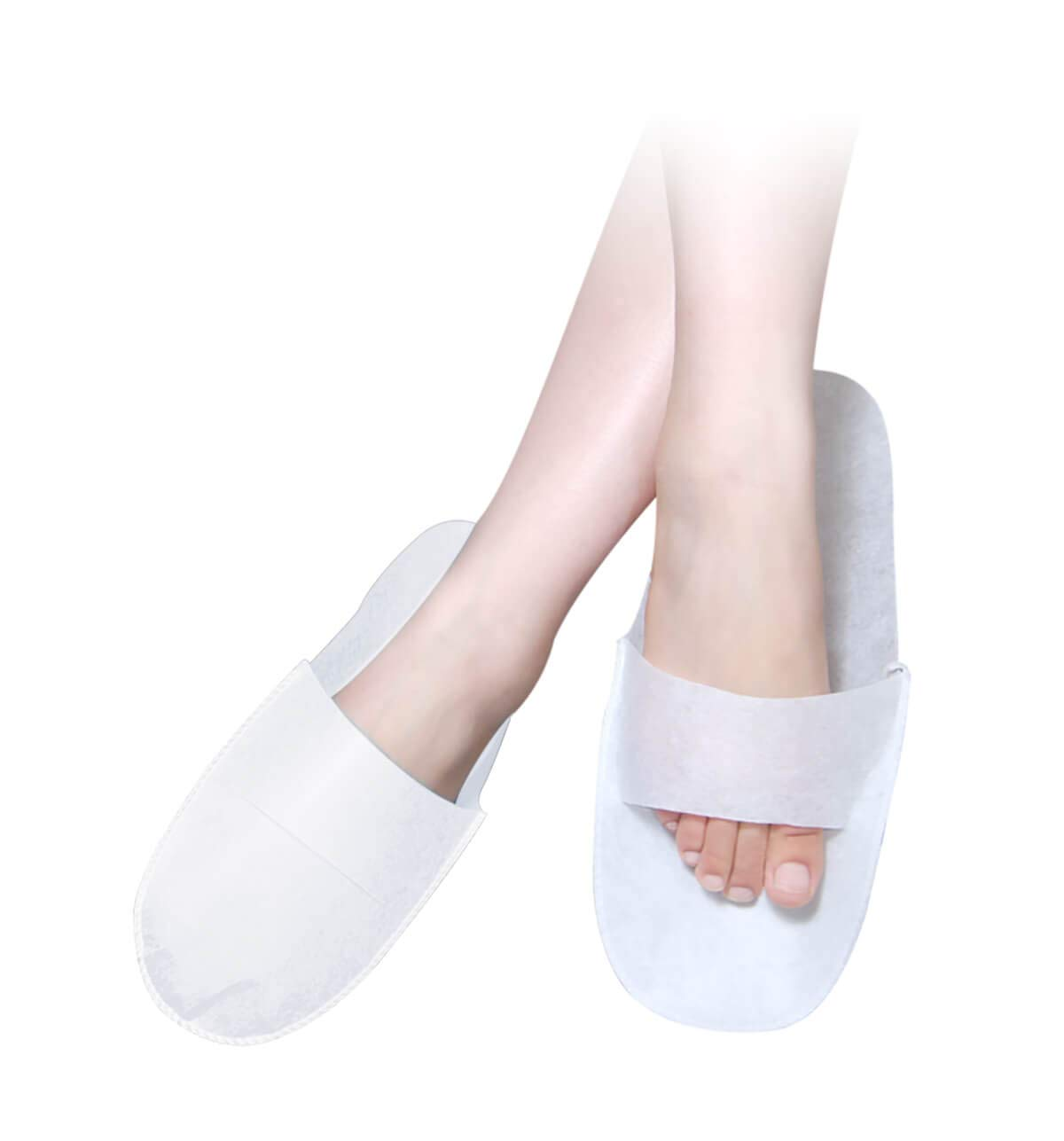 Appearus Disposable Pedicure Treatment All items free Reservation shipping Guard Slipper-like Shap