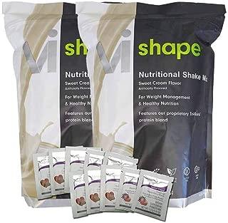 ViSalus Shape Kit Nutritional Shake Mix (48 Meals, 10 Mix-Ins)