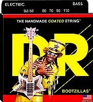 "DR ""BOORZILLAS"" Bootsy Collins シグネチャー・シリーズ エレキベース弦 DR-BZ50"
