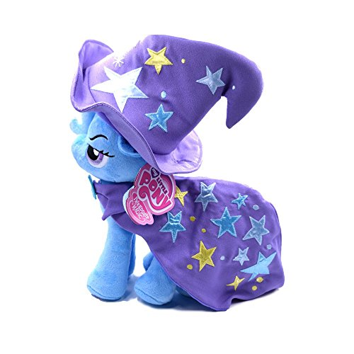 """4th Dimension My Little Pony The Great and Powerful Trixie 12"""" Plush"""
