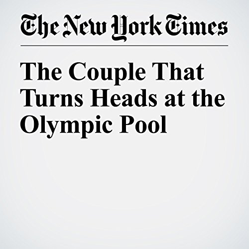 The Couple That Turns Heads at the Olympic Pool cover art