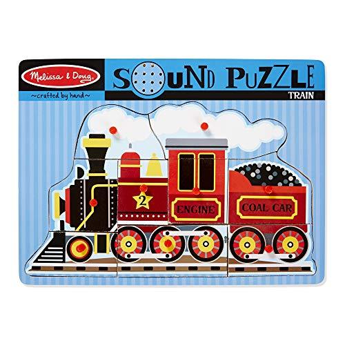 Train Sound Puzzle Train Sound Puzzle