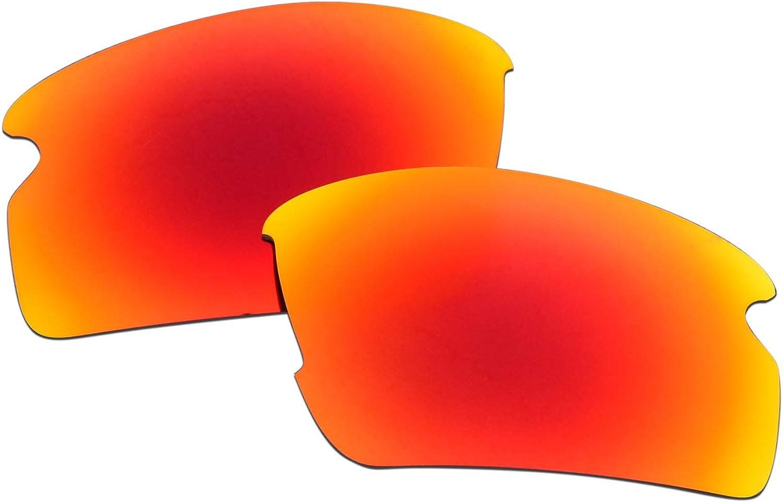 SOODASE For Oakley Flak 2.0 Len It Popular standard is very popular Polarized Sunglasses Replacement