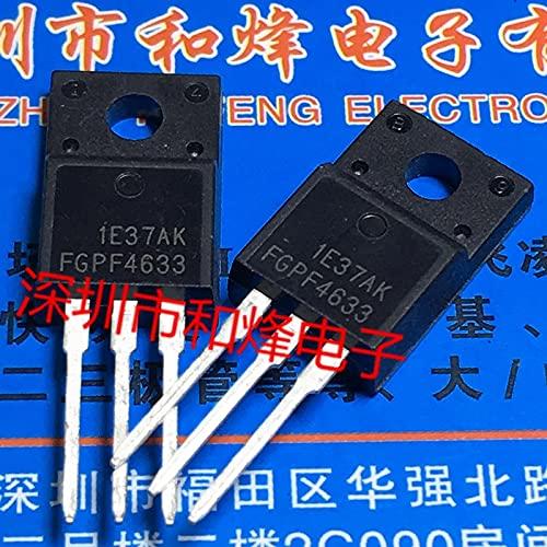 Anncus 10PCS FGPF4633 TO-220F 330V 300A 100% &Original - (Color: A)