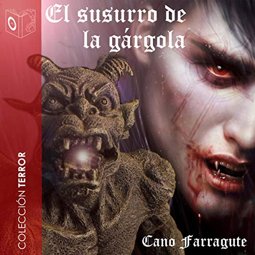 El susurro de la gárgola [The Whisper of the Gargoyle] cover art