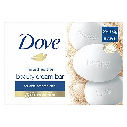 Dove Original Jabón en Pastilla para Piel Tersa y Suave con ¼...