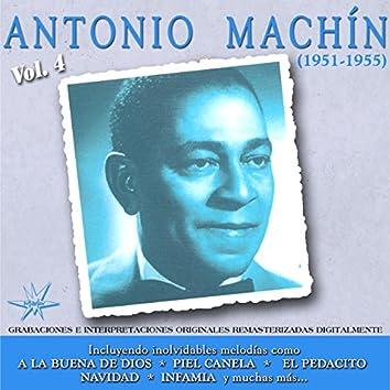 Antonio Machin, Vol. 4 (1951-1955 Remastered)