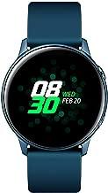 Samsung Galaxy Watch Active - 40mm, IP68 Water Resistant, Wireless Charging, SM-R500N International Version (Green) (Renewed)