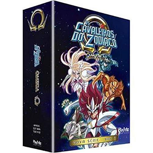 Os Cavaleiros Do Zodíaco - Ômega - Box 2