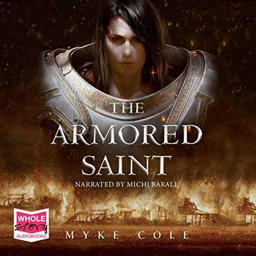 Couverture de The Armored Saint