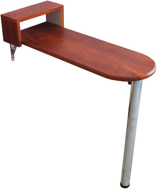 Retro Minimalist Bar Stool High Stool, European Solid Wood Back Bar Chair, Bar Kitchen Counter Height (Brown Elephant Skin color Cushion)