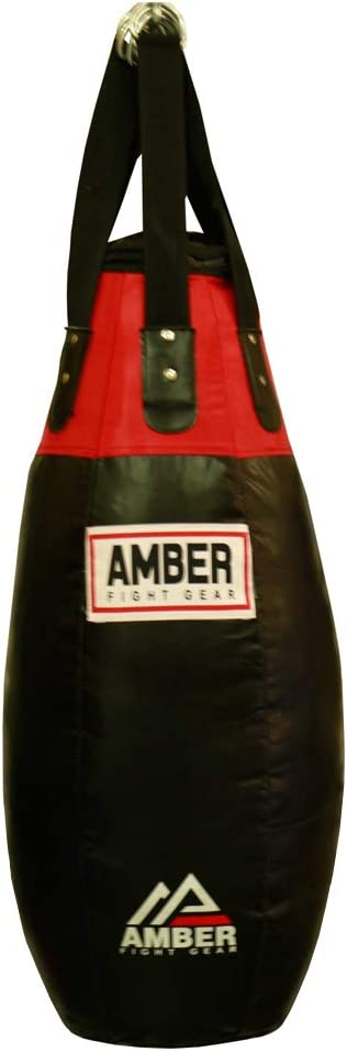 Amber Fight Gear Max 74% OFF Tear Drop Kick Bag Heavy Punching famous