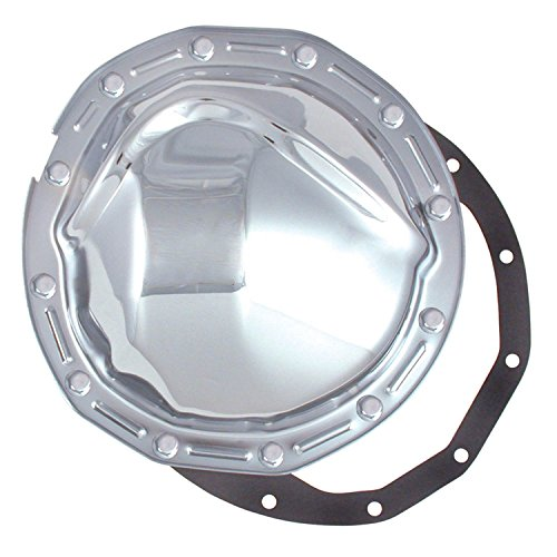 Spectre Performance SPE-6071 Chrome 12-Bolt Differential Cover for GM
