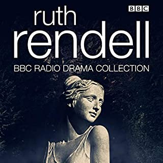 The Ruth Rendell BBC Radio Drama Collection     Seven Full-Cast Dramatisations              By:                                                                                                                                 Ruth Rendell                               Narrated by:                                                                                                                                 Oona Beeson,                                                                                        Jamie Glover,                                                                                        Peter Wingfield,                   and others                 Length: 6 hrs and 52 mins     31 ratings     Overall 4.2