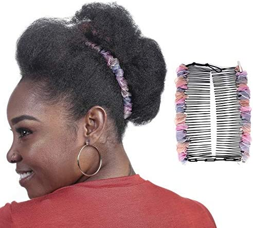 Original Stretch Banana Hair Clip for Thick Curly Hair Comfy Adjustable Combs Make Great Hair product image