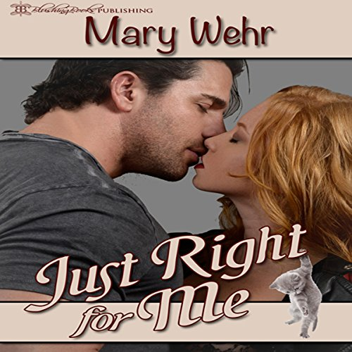 Just Right for Me audiobook cover art