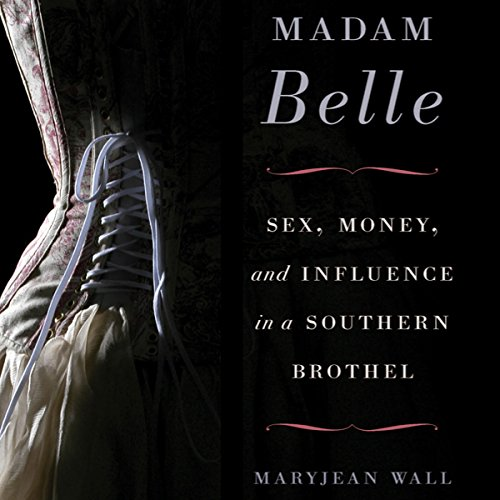 Madam Belle audiobook cover art