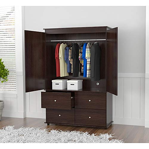 Best Prices! Inval America LLC Inval Audio/Video Armoire Cabinet