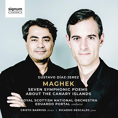 Díaz-Jerez: Maghek - Sieben Sinfonische Dichtungen über die Kanaren