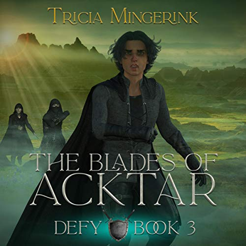 Defy Audiobook By Tricia Mingerink cover art
