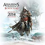 Assasins Creed IV 2014 Calendar
