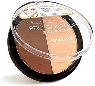 Absolute New York Pro Contour Palette Light, 18 gm