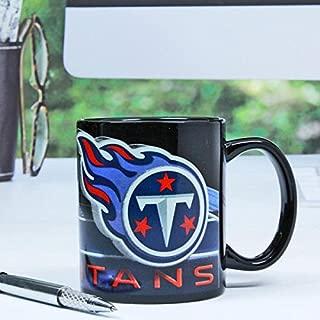 Hunter Tennessee Titans Coffee Mug 11 Oz Black