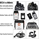 Zoom IMG-1 retevis rt24 walkie talkie pmr446