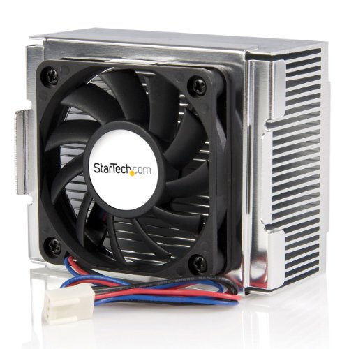 Startech.Com Ventola di Raffreddamento Cpu Socket 478 85X70X50Mm con Dissipatore e Connetore Tx3