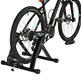 Topeakmart Bike Resistance Trainer Stand Indoor Bicycle Exercise Training Foldable Magnetic...