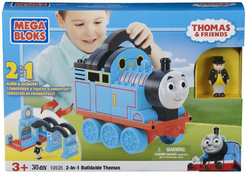 Mega Bloks 10535U Thomas Sus Amigos Crea tu propio