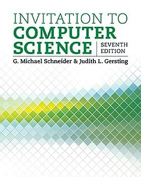 Invitation to Computer Science - Standalone book