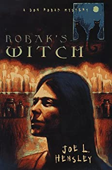 Robak's Witch: A Don Robak Mystery 0312156421 Book Cover