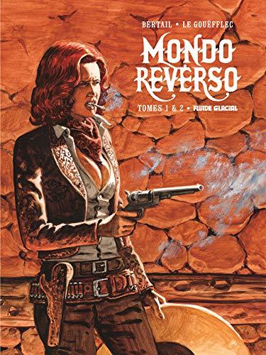 Mondo reverso - Ecrin Tome 01 et Tome 02 + Poster (Mondo reverso (1))