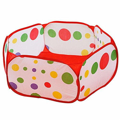 Techinal Foldable Kids Ocean Pool Ball Game Children Pit Play Toy Tent Baby Safe Playpen 39.37